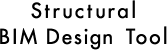 Structural BIM Design Tool
